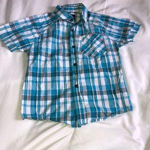 Hurley Button Down Shirt  5/$20
